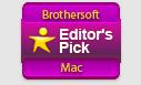 Brothersoft Award